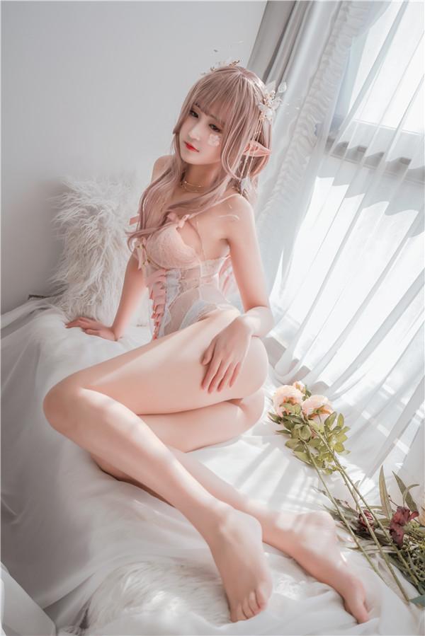 网红coser-三度_69-花精灵[31P/5V/233MB]-宅男团